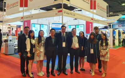 DT Asia is a Sponsor at GovWare 2019