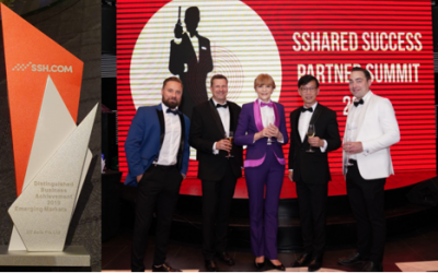 DT Asia wins SSH.com Partner Award 2019