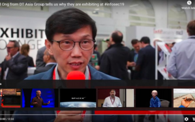 DT Asia is an Exhibitor at Infosecurity Europe 2019
