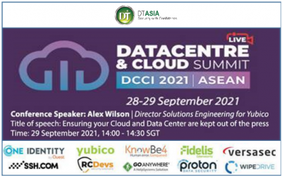 DCCI Cloud Summit : 28-29 September 2021