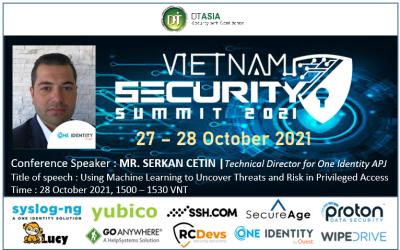 Vietnam Security Summit : 27-28 October 2021